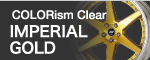 COLORism Clear -IMPERIAL GOLD-
