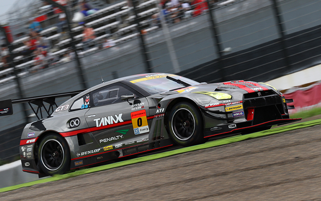 2016 AUTOBACS SUPER GT Round6 45th International SUZUKA 出場のGAINER TANAX GT-Rが3位獲得!