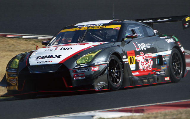 SUPER GT 公式テストin 岡山国際サーキット
