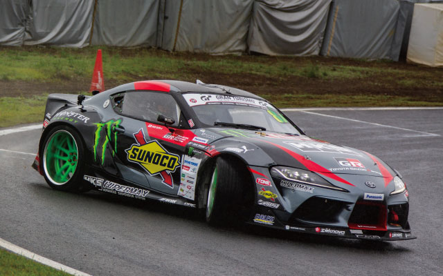 GR Supra MONSTER EDITION WITH WORK EMOTION CR3P !