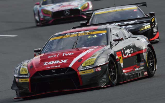 2019 AUTOBACS SUPER GT Round,8 最終戦もてぎGT300クラス優勝GAINER TANAX GT-R