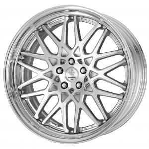 【STEP RIM】CALM SILVER CUT CLEAR(CFP)