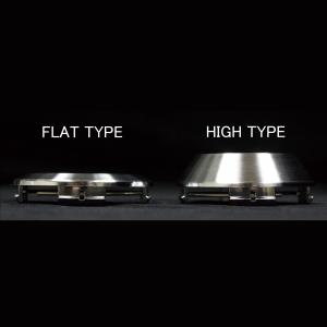 Ornament cap type comparison