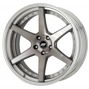 【Step rim】TRANS GRAY POLISH(TGP)※MIDDLE-CONCAVE 21inch