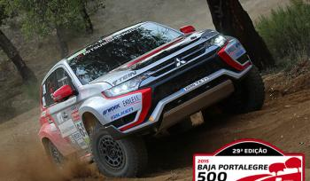 2015 Baja Portalegre 500 stunning finish