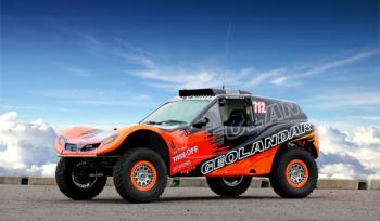 2015 was competing in the Tecate SCORE BAJA 1000!