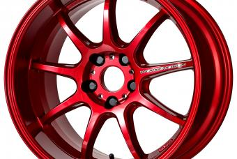 Candy Red (CAR) WORKEMOTION D9R