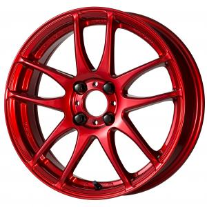 Candy Red (CAR) 18inch 4H-100 ※ Extra select