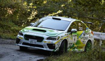 All Japan Rally Championship Round 8,