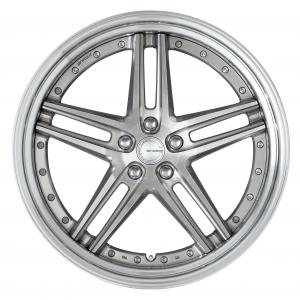 【STEP RIM】COMPOSITE BUFFING BRUSHED(PBU) 21inch