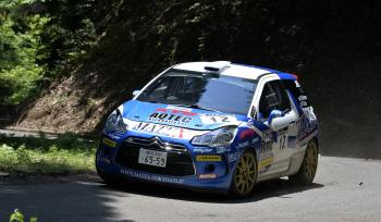 2017 All Japan Rally Championship Round 4 【Wakasa Rally 2017】 Result of Battle Results