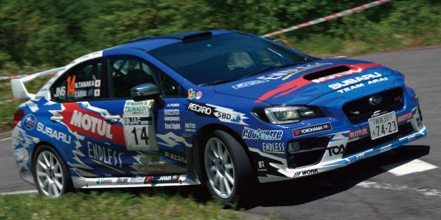 2017 All Japan Rally Championship Round 5 【Monterey 2017in Tsumagoi】 Battle Results