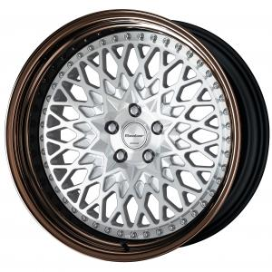 CUT CLEAR(MSP) 20inch Bronze alumite rim