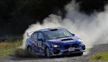 2017 All-Japan Rally Championship Round 7 Rally Hokkaido Results of Battle