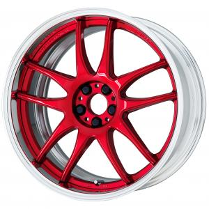 Candy Red (CAR) 19inch ※ color rhythm clear
