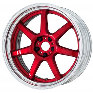 Candy Red (CAR) 20inch Step Rim ※ Extra select