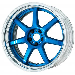 Candy Blue (CAB) 20inch Step Rim ※ Extra select
