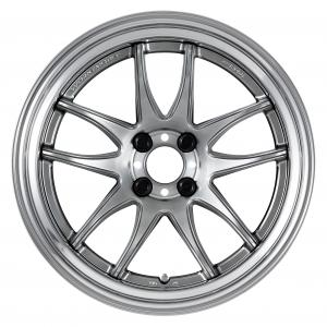 【STEP RIM】CRYSTAL SILVER(CS) ※DEEP-CONCAVE 17inch