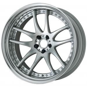 【Step Rim】 Burning Silver (BS) Deep Concave 21inch