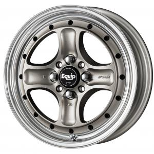 Brut Silver (BSL) 15inch [OH: Overhead]