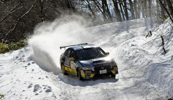 2018 All Japan Rally Championship Rally of Tumagoi