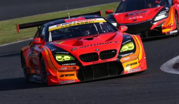 SUPER GT Rd,2FUJI  ARTA BMW M6 POLE TO WIN !