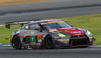 SUPER GT Rd, 4 THAILAND # 11 GAINER TANAX GT-R First win this season!