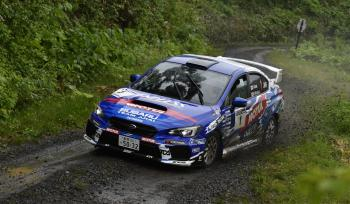 ALL JAPANESE RALLY CHAMPIONSHIP Rd, 6 Arai Toshihiro Winning the 3 rd victory of the season!