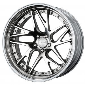 【Step rim】 Buff finish (PP2) 21inch deep concave