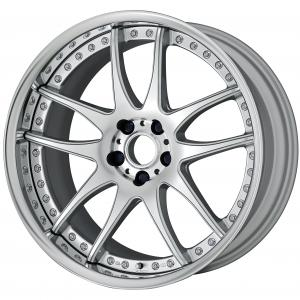 Burning Silver (BS) Semi concave 20inch