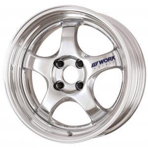 【STEP RIM】BUFFING FINISHED(BBF) 16inch