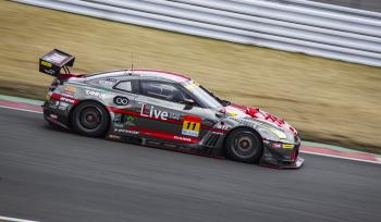 SUPER GT FUJI OFFICIAL TEST