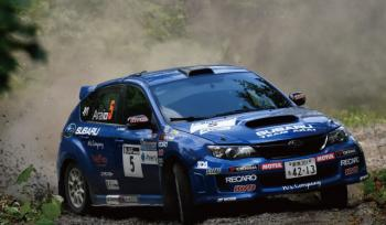 JAF All Japan Rally Championship Round 6 2019 Sammy ARK Rally Kamui