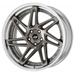 [Step rim] Trans Gray Polish (TGP) Middle Concave 20inch