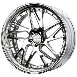 【Step Rim】Buff finish (PP2)  22inch Middle Concave
