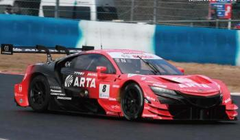 SUPER GT 2020 Official Test  Okayama International Circuit