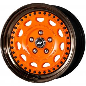 Colorism: Mandarin Alert (MAO) COP: Bronze Alumite Trim Kset + W Emblem Center Cap Specification * 16inch 8.0J +13 5H-114.3