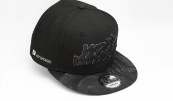 [Limited Edition] WORK x New Era collaboration cap