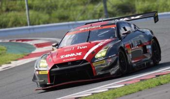 2020 AUTOBACS SUPER GT 開幕戦 #11GAINER TANAX GT-R 2位獲得
