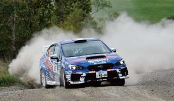 All Japan Rally Championship Rally Hokkaido JN1 Class Podium WORK WHEELS Exclusive!