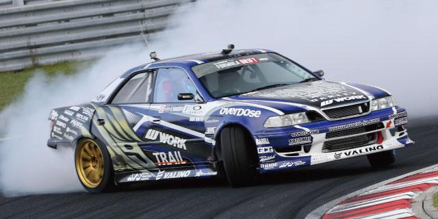 2020 FORMULA DRIFT JAPAN SERIES CHAMPION #8 Team Weld