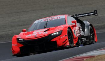 AUTOBACS SUPER GT OFFICIAL TEST OKAYAMA INTERNATIONAL CIRCUIT